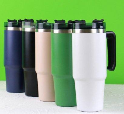 แก้วสแตนเลส,แก้วน้ำสแตนเลส,แก้วสแตนเลสมีหูจับ,แก้วสแตนเลสพร้อมหลอด,แก้วสแตนเลสเก็บความเย็น