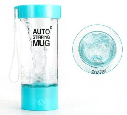 แก้วปั่น,แก้วคนได้,แก้วปั่นอัตโนมัติ,แก้วปั่นพกพา,แก้วเชคไฟฟ้า,ราคาถูก