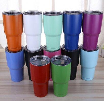แก้วสแตนเลส,แก้วเยติ,แก้วyeti,แก้วเก็บความเย็น,30oz