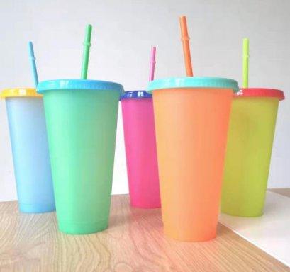 แก้วพลาสติกเปลี่ยนสี,แก้วเปลี่ยนสี