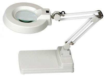 โคมไฟแว่นขยาย ตั้งโต๊ะ SWING