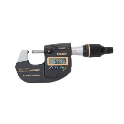 HIGH-ACCURACY DIGIMATIC MICROMETER SERIES 293