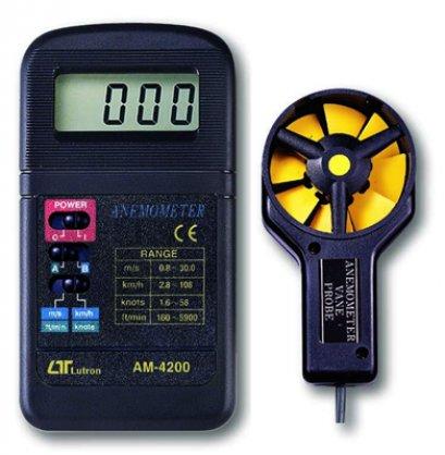 DIGITAL ANEMOMETER MODEL AM-4200