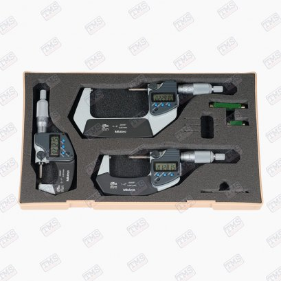 Coolant Proof Micrometers SERIES 293 Mitutoyo