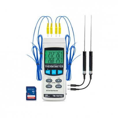 4 CHANNELS THERMOMETER  รุ่น TM-1947SD