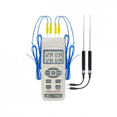 4 CHANNELS THERMOMETER รุ่น TM-946