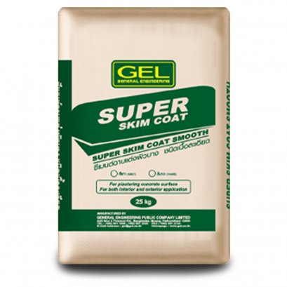 GEL Super Skim Coat 25 กก.