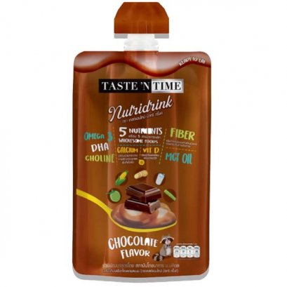 Taste'n Time พุดดิ้งบูสเตอร์ (รสช็อคโกแลต)