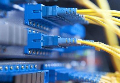ติดตั้งระบบ LAN, Fiber Optic