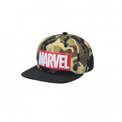 มาร์เวล หมวกโลโก้ (01F-629)