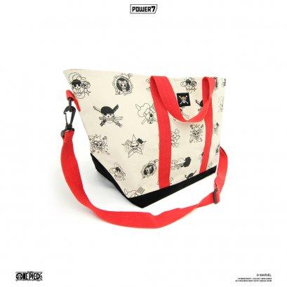 วันพีช กระเป๋าสะพายข้าง (0120F-636)