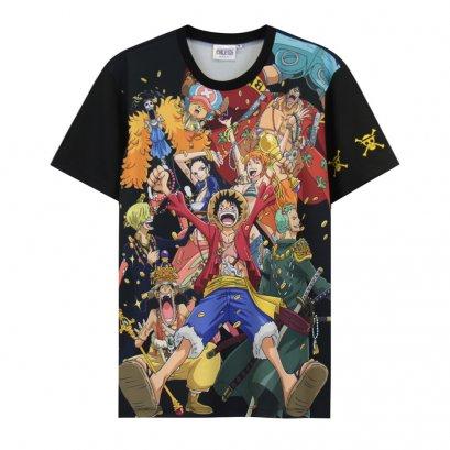 One Piece Fashion T-Shirts (OP-001)