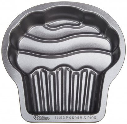 Wilton Kids Cupcake Mini Cake Pan