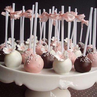 Cake pop ball