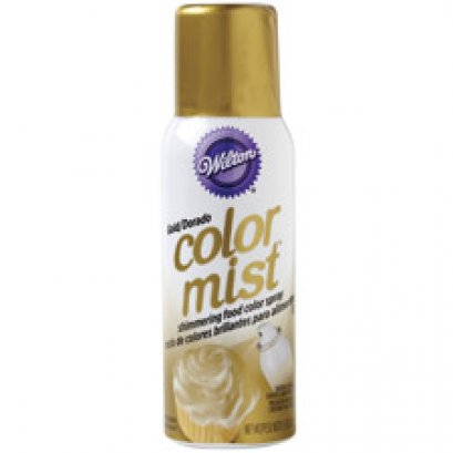 Wilton Color Mist Food Color Spray Gold