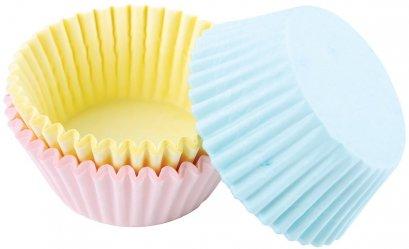 Wilton Pastel Baking Cups, Standard, Assorted, 75-Count