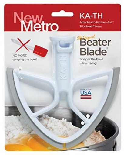 KA NewMetro Design BeaterBlade™ For Tilt-Head Stand Mixers