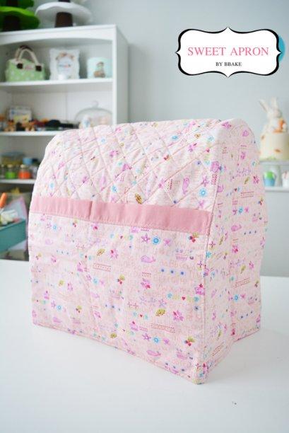 KitchenAid Cover Artisan Pink Baby