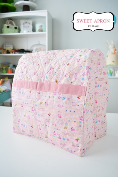 KitchenAid Cover Artisan Pink Baby
