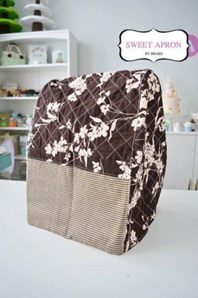 KitchenAid Cover Pro strip brown flower