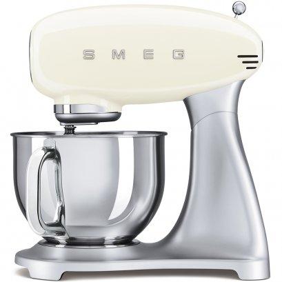 Cream - Smeg 50s Style Stand Mixer