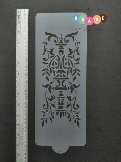 Stencils side S03