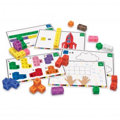 MathLink Cubes Early Math Activity Set