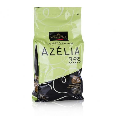 VALRHONA AZÉLIA 35% - Milk Chocolate
