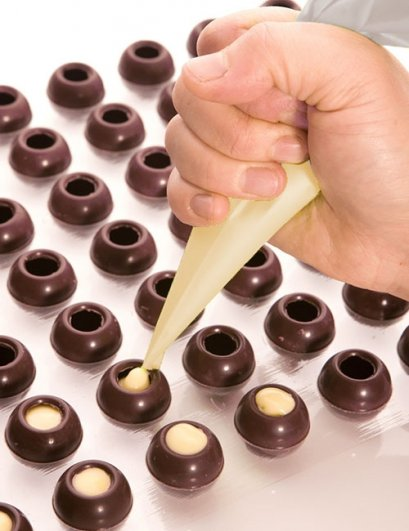 Truffle Shells Chocolate
