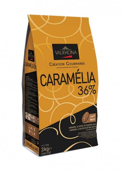 VALRHONA Caramélia 36% - Milk Chocolate