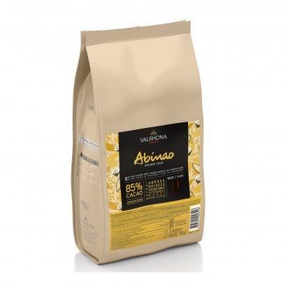 VALRHONA ABINAO 85%  - Dark Chocolate