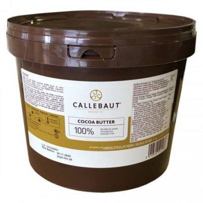 โกโก้บัตเตอร์ - CALLEBAUT COCOA BUTTER  IN CALLETS 100% : แบบเม็ด