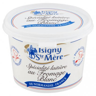 Isigny Sainte-Mère Fromage Blanc 500g
