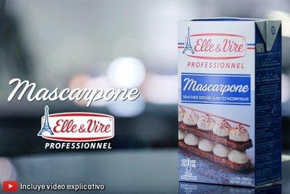 Elle & Vire Mascapone 1 Litre -มาสคาโปเน่