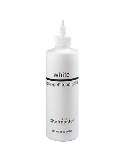 Chefmaster Liquid Whitener Food Color 16 oz