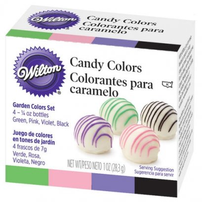 Wilton Garden Candy Colors Set