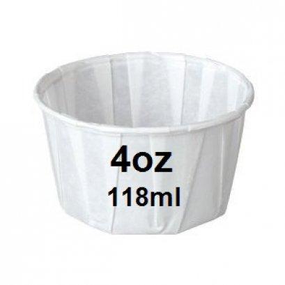 ถ้วยกระดาษสำหรับอบ Solo Portion Cup