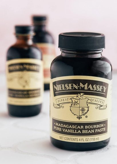 Nielsen-Massey Madagascar Bourbon Vanilla Bean Paste 4oz.