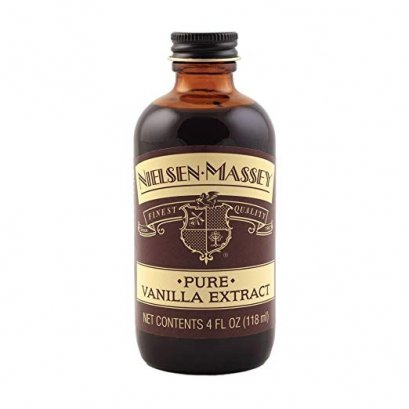 Nielsen-Massey Pure Vanilla Extract 4oz