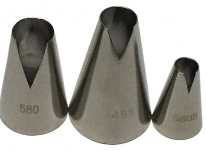 St.Honore Nozzle Tip Set - 3ขนาด