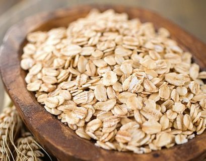 Natural Rolled Oats 1kg