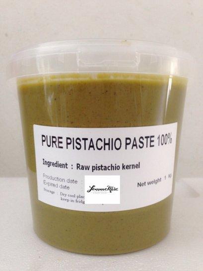 Pure Pistachio Paste 100%