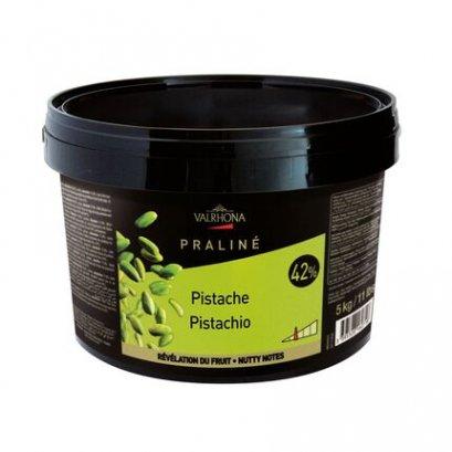 VALRHONA PISTACHIO PRALINE 42% - พิตาชิโอ้พารีน