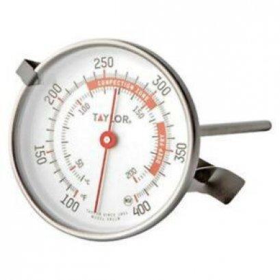 ที่วัดอุณหภูมิน้ำตาล/น้ำเชื่อมและของทอด - TAYLOR Candy/Deep Fry Thermometer