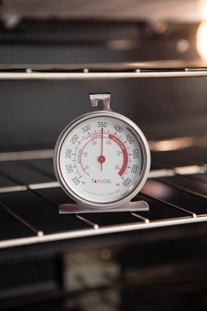 ที่วัดอุณหภูมิในเตาอบ - Taylor Classic Series Large Dial Oven Thermometer