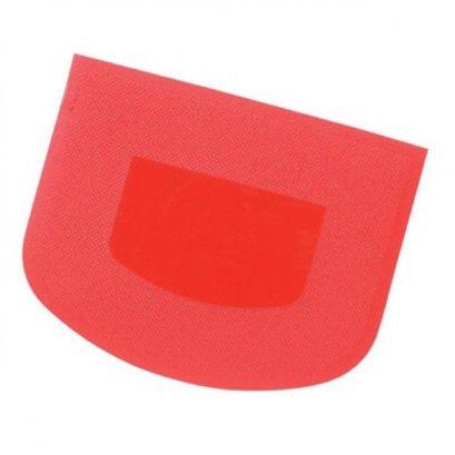 KAI Dough Scraper from JAPAN -สีแดง