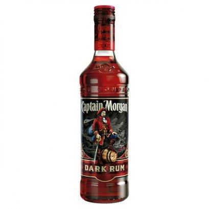 Captain Morgan Dark Rum - แบ่งบรรจุ