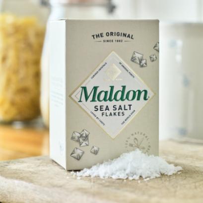 MALDON SEA SALT FLAKES  - เกลือมาล์ดอน (flake salt)