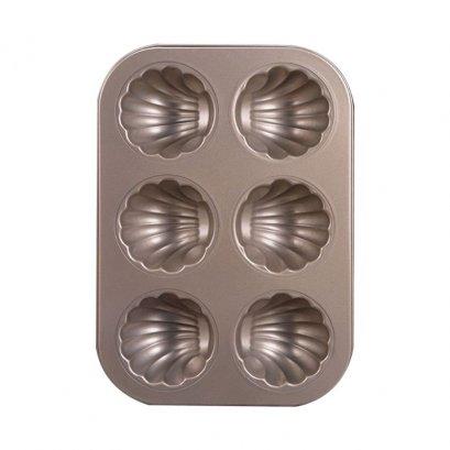 Madeleine Cake Pan Mold : SHELL