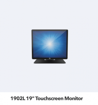19 Touch Screen Monitor Model 1